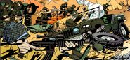 United States Army (Earth-7642) from Incredible Hulk vs. Superman Vol 1 1 001