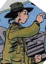 Wade (Earth-928) Spider-Man 2099 Vol 1 24