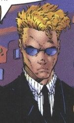 Westwood (Earth-7642) from Backlash Spider-Man Vol 1 1 001