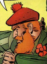 Wildman Percy (Earth-9602) from Super Soldier - Man Of War 1 0001