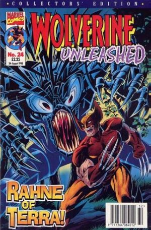 Wolverine Unleashed Vol 1 24