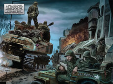 World War II from Captain America Vol 1 601 001