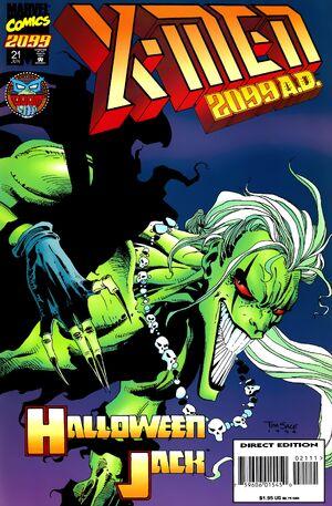 X-Men 2099 Vol 1 21