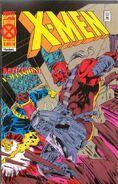 X-Men Time Gliders Vol 1 1