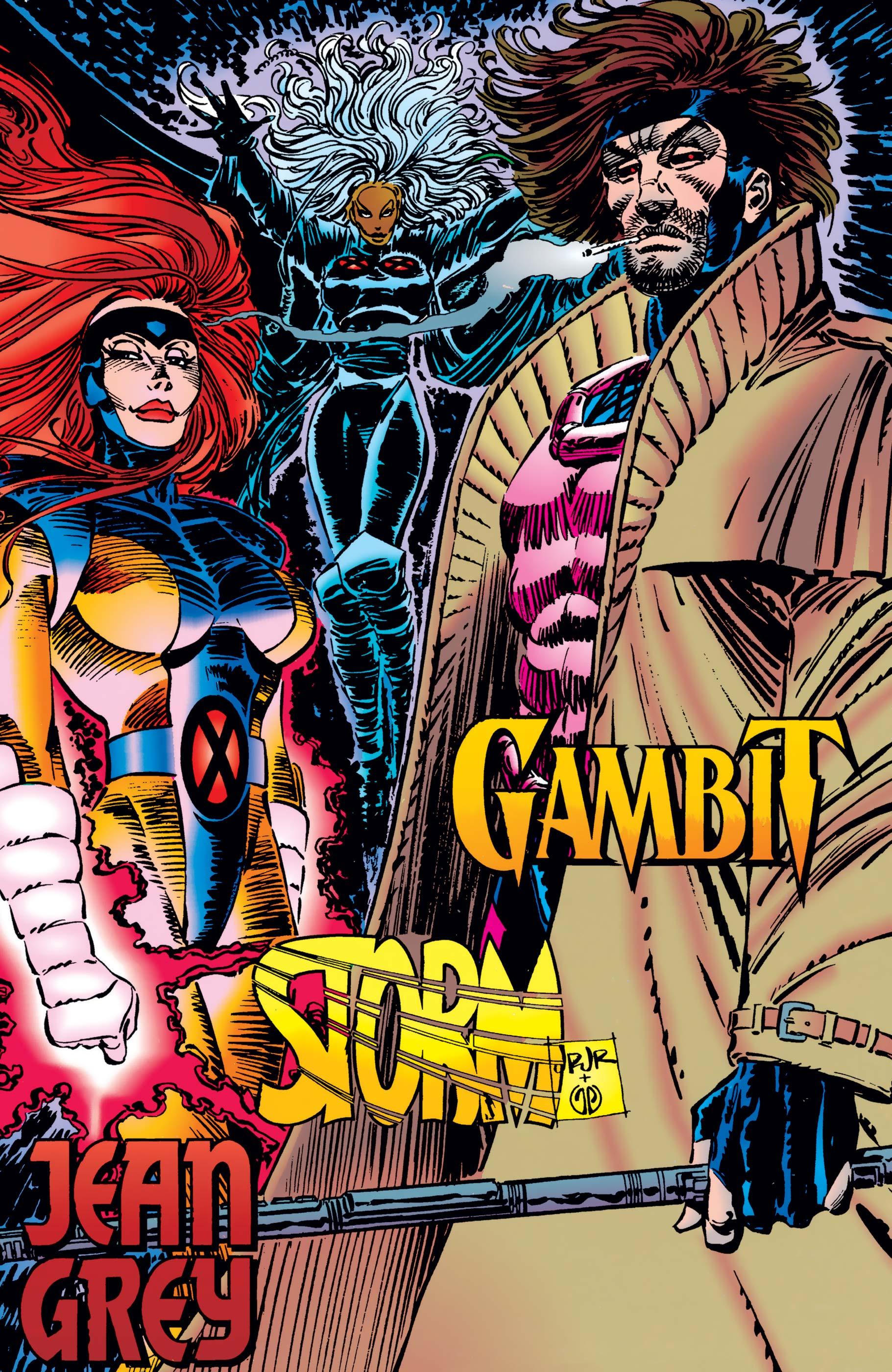 X-Men Unlimited Vol 1 7 Pinup 006