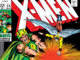 X-Men Vol 1 54