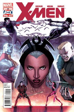 X-Men Vol 3 26