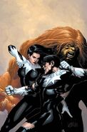 Alpha Flight Vol 4 8 Yu Variant Textless