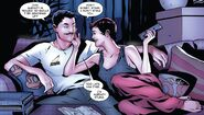Anthony Stark (Earth-616) and Janet Van Dyne (Earth-616) from Tony Stark Iron Man Vol 1 4 007