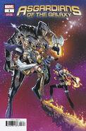 Asgardians of the Galaxy Vol 1 1 Ramos Variant