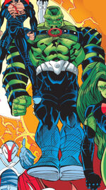 Behemoth (Earth-616) from Heroes for Hire Vol 1 12 001
