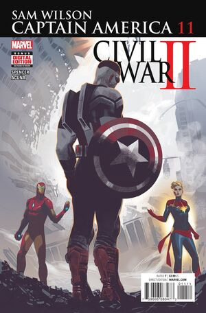 Captain America Sam Wilson Vol 1 11