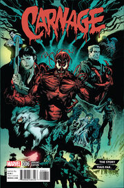 Carnage Vol 2 6 Story Thus Far Variant