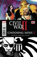 Civil War II Choosing Sides Vol 1 5