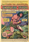 Conan the Barbarian Vol 1 76 001