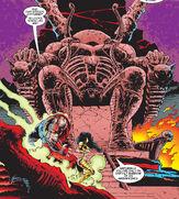 Cyttorak (Earth-616) from X-Men Unlimited Vol 1 12 0001