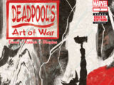 Deadpool's Art of War Vol 1 2