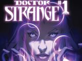 Doctor Strange Annual Vol 2 1
