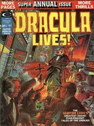 Dracula Lives Annual Vol 1 1