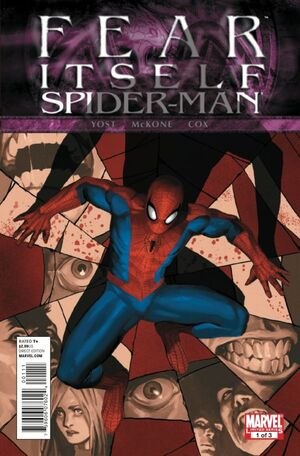 Fear Itself Spider-Man Vol 1 1