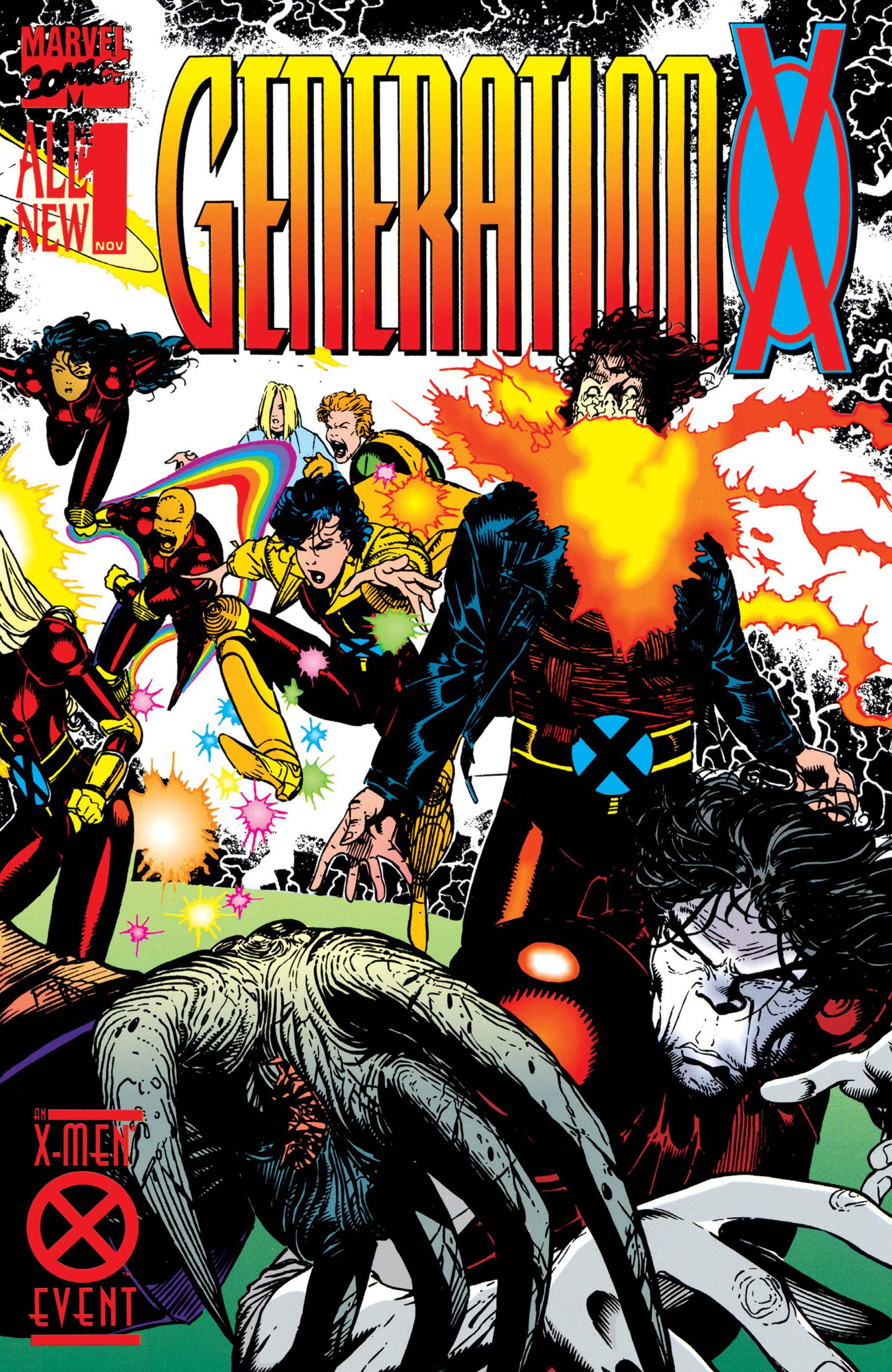 Generation X Vol 1 1