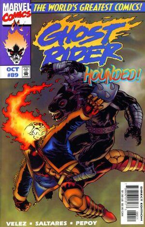 Ghost Rider Vol 3 89
