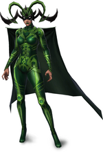 Hela (Earth-TRN012) from Marvel Future Fight 003