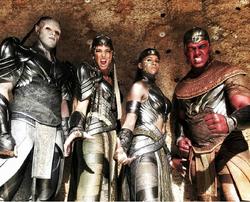 Horsemen of Apocalypse (Earth-100005) from X-Men- Apocalypse 001