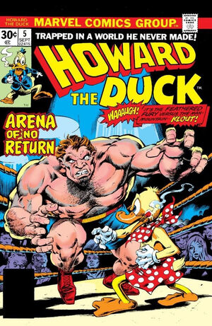 Howard the Duck Vol 1 5