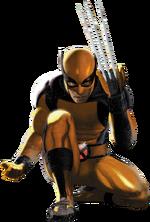 James Hudson Jr. (Earth-1610) from Ultimate Comics X-Men Vol 1 1 Cover