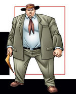 Lee Portman (Earth-616) from Avengers Roll Call Vol 1 1 0001