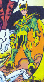 Loki Laufeyson (Earth-1298) from Mutant X Vol 1 1 0001