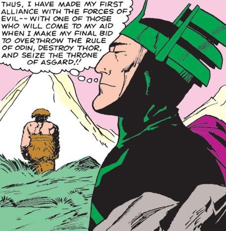 Loki Laufeyson (Earth-616) from Journey Into Mystery Vol 1 115 0001