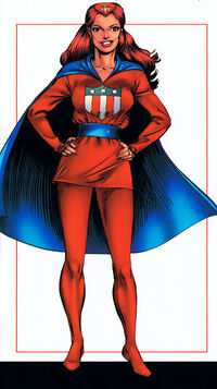 Madeline Joyce (Earth-616) from Women of Marvel Celebrating Seven Decades Handbook Vol 1 1 001
