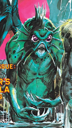 Manphibian (Earth-616) from Legion of Monsters Vol 1 1 0001