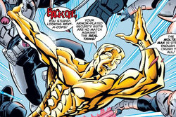Mark Raxton (Earth-616) from Amazing Spider-Man Vol 1 412 001