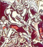 Martians (Nazi Impostors) (Earth-616) from Captain America Comics Vol 1 15 0001