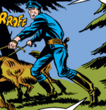 Marty (Security Guard) (Earth-616) from Amazing Spider-Man Vol 1 146 001