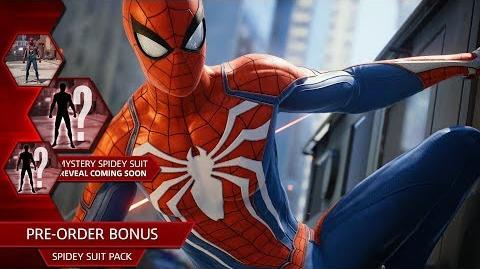 Marvel's Spider-Man (PS4) Pre-Order NOW!