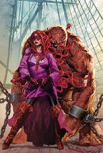 Marvel 1602 Fantastick Four Vol 1 3 Textless