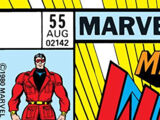 Marvel Premiere Vol 1 55
