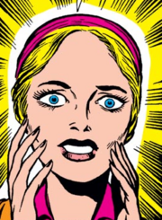 Mary Brown (Silver Age) (Earth-616) from Tales to Astonish Vol 1 30 0002