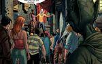 Mutant Liberation Front (Earth-1610) Ultimate X-Men Vol 1 84