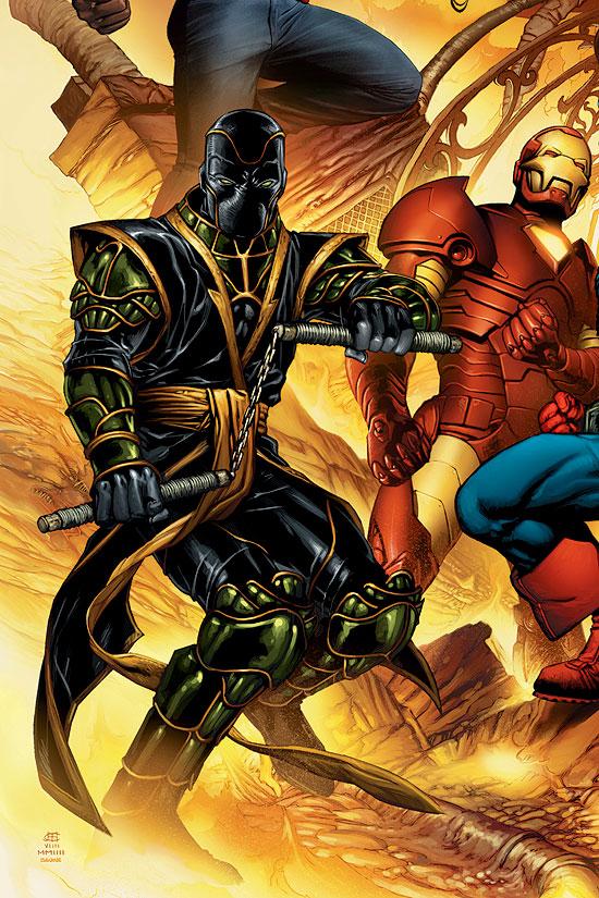 New Avengers Vol 1 4 Textless Jim Cheung Variant.jpg