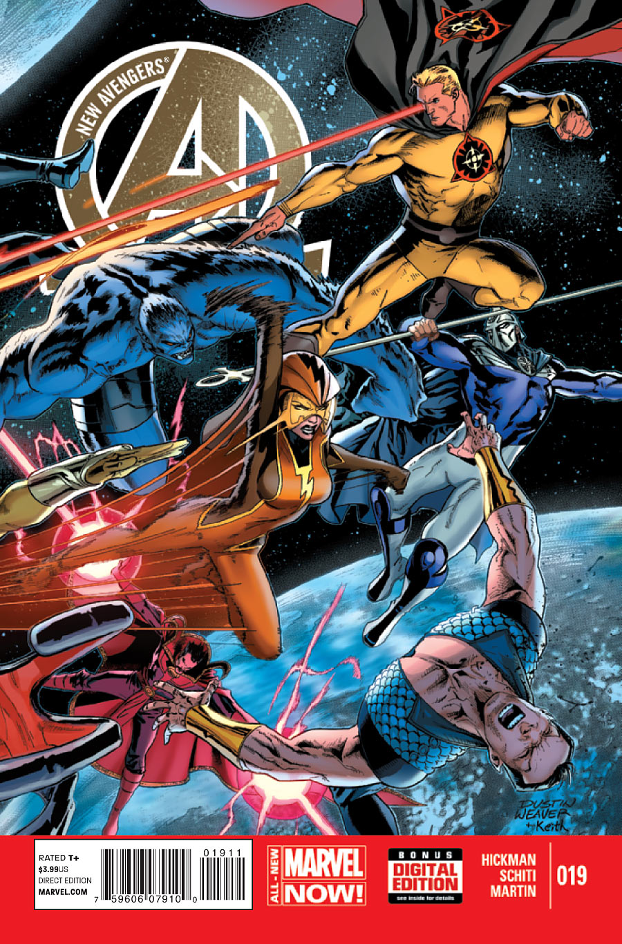 new avengers vol 3 19 marvel database fandom powered by wikia