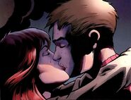 Peter Parker (Earth-1610) and Mary Jane Watson (Earth-1610) from Ultimate Spider-Man Vol 1 160