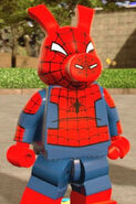 Peter Porker (Earth-13122) from LEGO Marvel Super Heroes 2 0001
