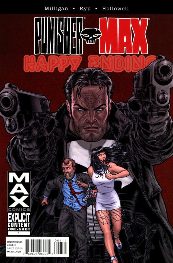 punisher max complete collection vol. 1 the punisher max comics