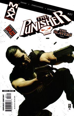 Punisher Vol 7 27
