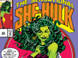 Sensational She-Hulk Vol 1 43